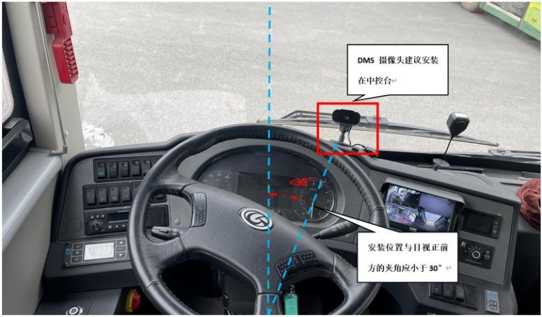 DSM摄像头安装要求