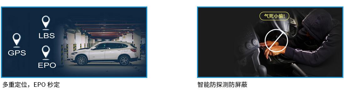 大容量可充电定位终端A5E-3核心功能2