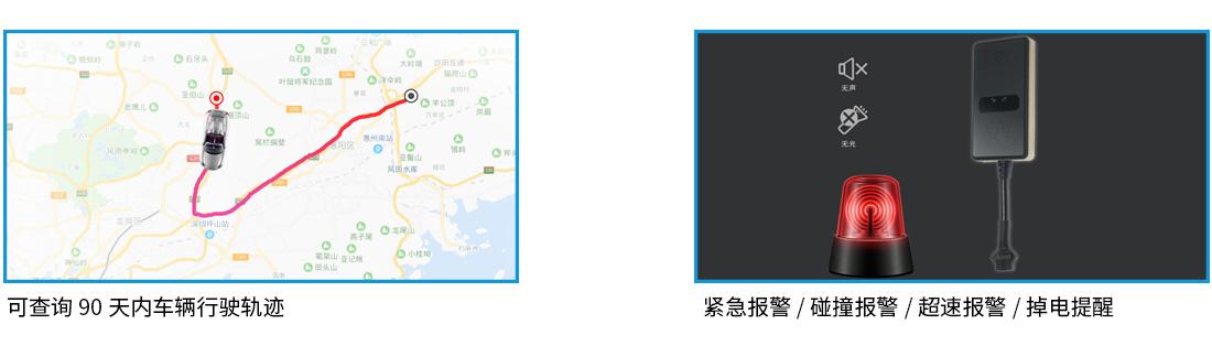 有线追踪定位终端KM-01支持多种车辆报警方式